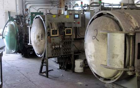 Advanced Composite Materials, Inc., has 3 autoclaves in our production lineup.